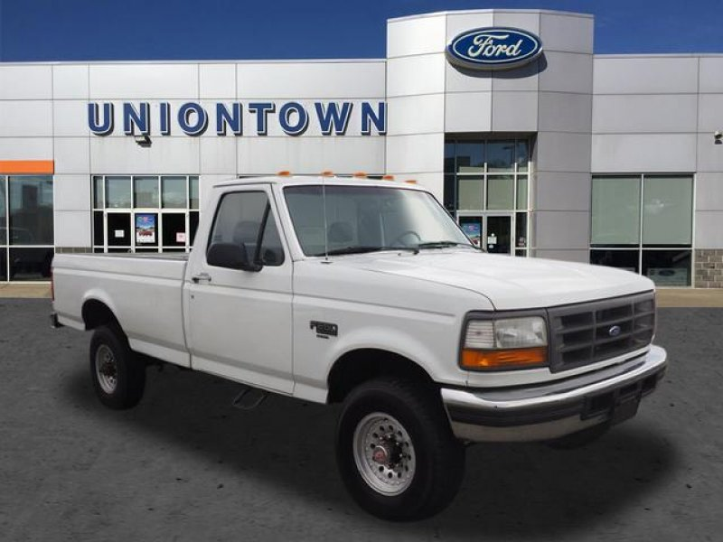 Photo Used 1994 Ford F250 XL for sale