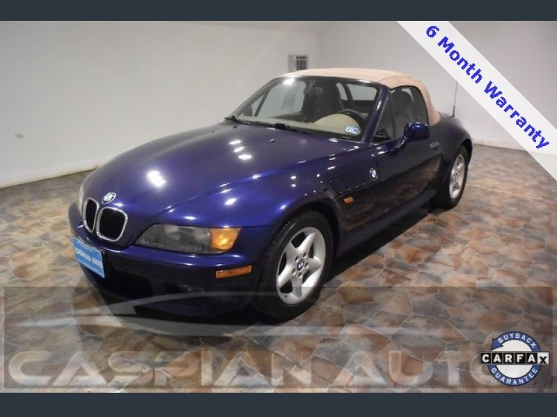 Photo Used 1998 BMW Z3 2.8 Roadster for sale