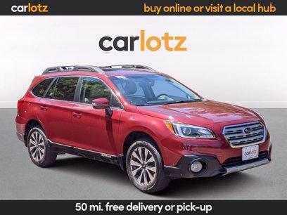 Photo Used 2017 Subaru Outback Limited for sale