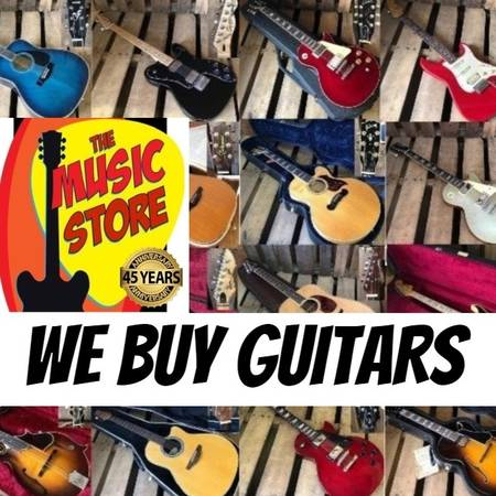 Photo We Buy and Consign Musical Gear (The Music Store on Devine St)