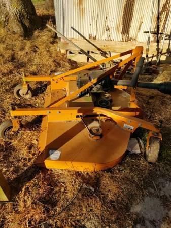 Photo Woods finishing mower - $1000 (Sumter sc)