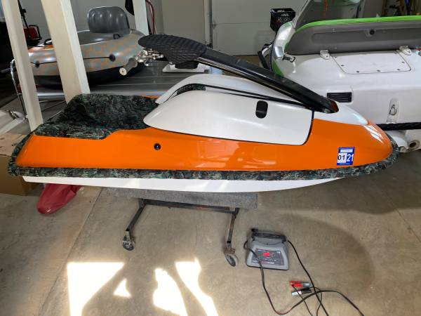 Photo Yamaha Superjet - Stand Up Jet Ski - $5,900 (Columbia)