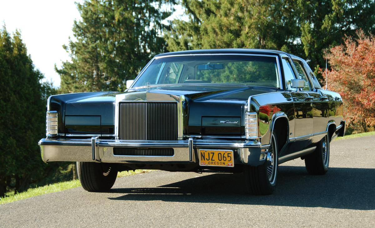 Photo 1979 Lincoln Town Car for Sale