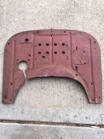 Photo 1908-1927 Model T ford Firewall Rat Hot Street Rod T Bucket - $100 (Columbus)
