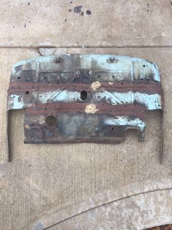 Photo 1930 1931 Ford Model A Firewall Panel Coupe Roadster Pickup Tudor seda - $75 (columbus)