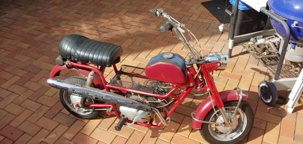 Photo 1974 Confersil Mini Bike - $850 (Columbus)