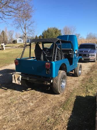 Photo 1979 cj5 jeep - $10500 (Junction city)