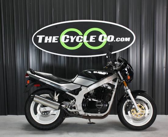 Photo 1990 Suzuki GS 500 - $1,990 (The Cycle Co. 83 S. Skidmore St. Col Ohio)