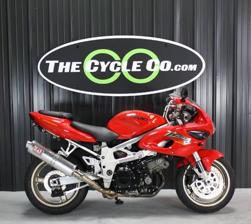 Photo 1997 Suzuki TL 1000 S - $4,590 (The Cycle Co. 83 S. Skidmore St. Col Ohio)
