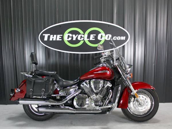 Photo 2003 Honda VTX 1300 - $4,490 (The Cycle Co. 83 S. Skidmore St. Col Ohio)