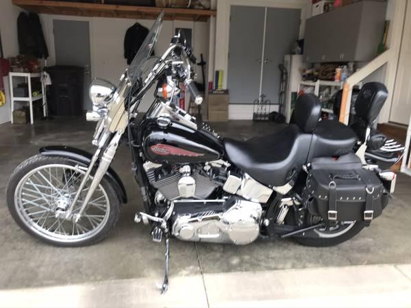 Photo 2004 Harley-Davidson FXSTS - $7500 (Columbus)