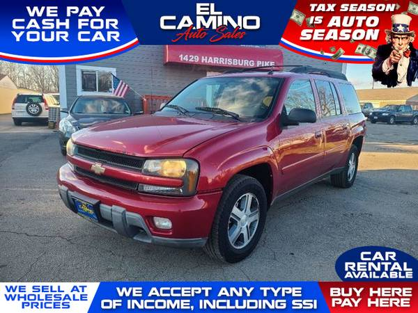 Photo 2005 Chevrolet Chevy TRAILBLAZER EXT LS (- $749 Down$175 payment oac BUY HERE-PAY HERE)