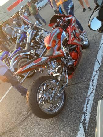 Photo 2005 Kawasaki ZX-10 - $12,000 (Heath)