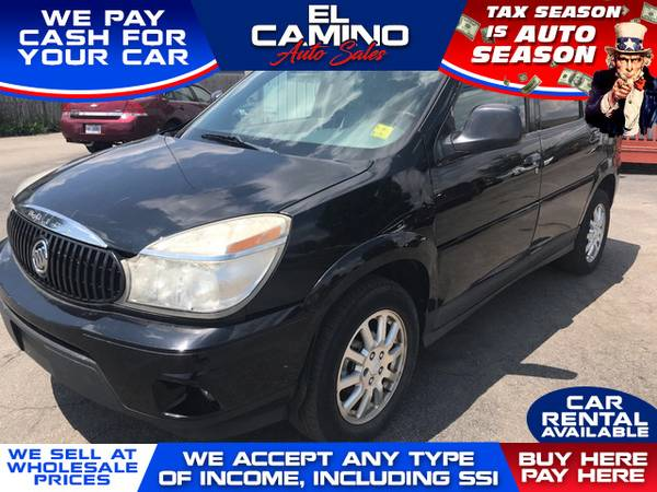 Photo 2007 BUICK RENDEZVOUS CX (- $749 Down$175 payment oac BUY HERE-PAY HERE)