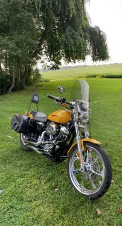 Photo 2007 Harley Davison sportster 1200 - $4,500 (Zanesville)