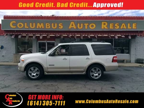 Photo 2008 Ford Expedition Eddie Bauer - $8950 (_Ford_ _Expedition_ _SUV_)