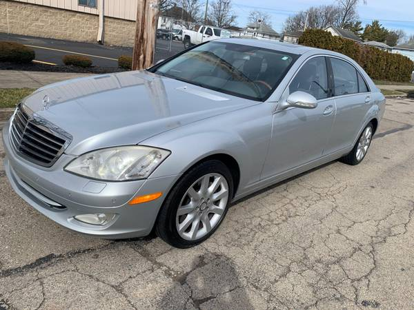 Photo 2008 Mercedes Benz S550 4Matic ,this vehicle runs and drives excellent - $6900 (Or best offer)