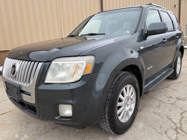 Photo 2008 Mercury Mariner Premier Escape 4WD 3.0L V6 - Premier Sport - $3,300 (akron)