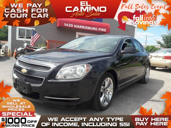 Photo 2009 Chevrolet Chevy MALIBU 1LT (- $749 Down$175 payment oac BUY HERE-PAY HERE)