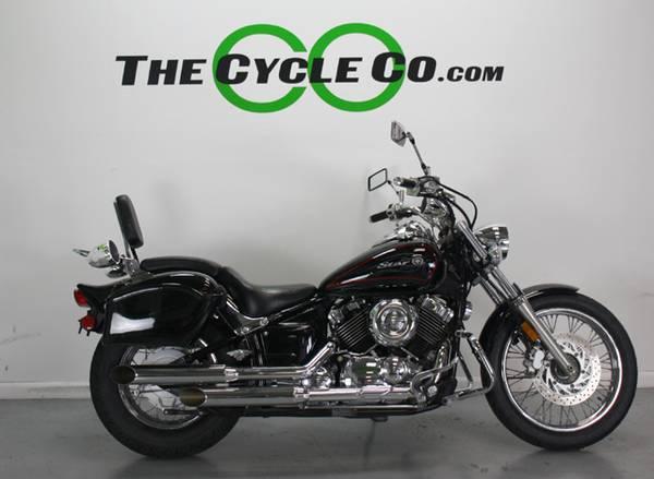 Photo 2011 Yamaha V-Star 650 - $3,990 (The Cycle Co. 83 S. Skidmore St. Col Ohio)