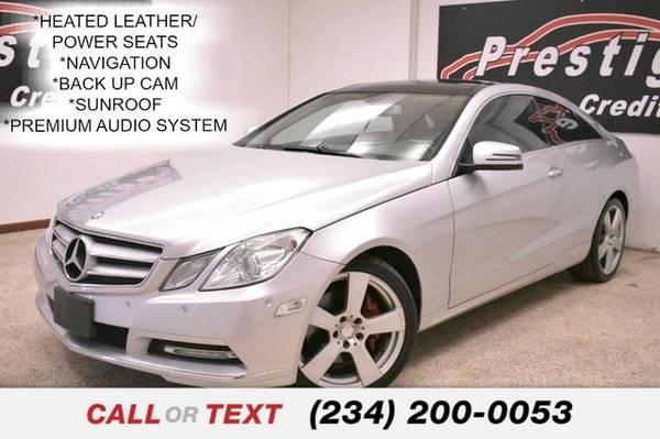 Photo 2013 Mercedes-Benz E 350 - $13974 (Columbus)