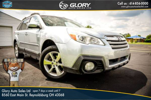 Photo 2013 SUBARU OUTBACK LIMITED ROOF LEATHER 101,000 MILES $6995 CASH - $6,995 (WWW.GLORYAUTOSALESLTD.COM)