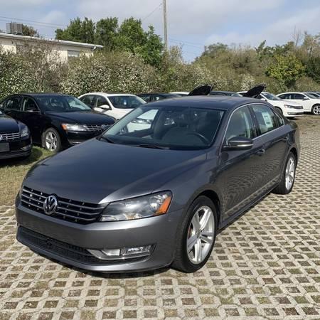 Photo 2013 Volkswagen VW Passat TDI SEL  - $7295 (Columbus)