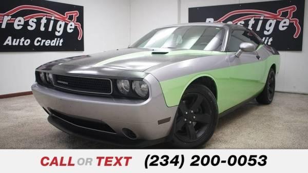 Photo 2014 Dodge Challenger SXT - $11851 (Columbus)