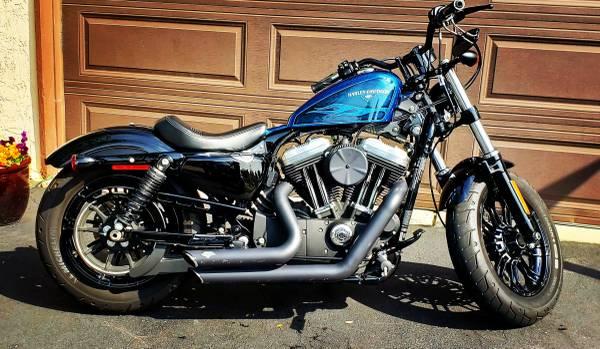 Photo 2016 Harley Davison Hard Candy Custom Edition Sportster 1200XL 48 mode - $9,000 (GROVE CITY)