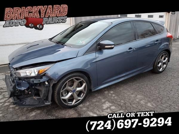 Photo 2018 Ford Focus ST Hatch - $6999 (Darington)