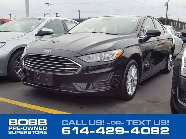 Photo 2019 Ford Fusion Hybrid SE FWD (_Ford_ _Fusion Hybrid_ _Sedan_)