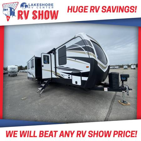 Photo 2021 Keystone Outback 340BH Travel Trailer Cer IN STOCK BUNKHOUSE - $49,604