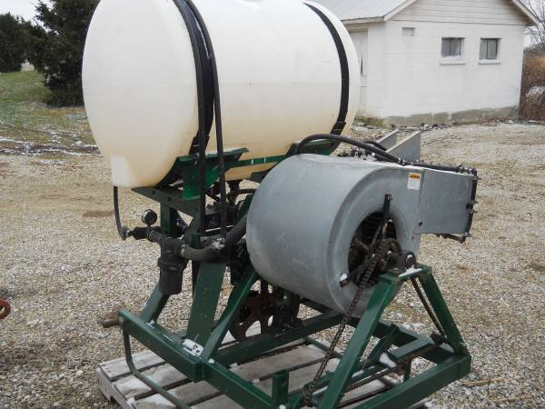 Photo 3-Point Mist Sprayer - $2000 (Tiffin)