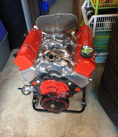 Photo 400 HP LT1 350 ENGINE NEW - $6500 (Westerville)