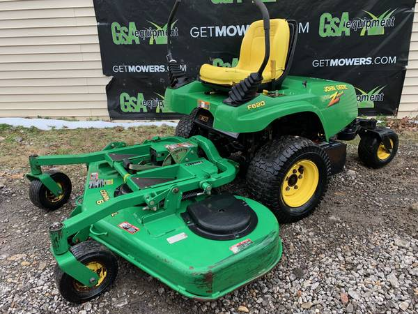 Photo 60IN JOHN DEERE F620 COMMERCIAL FRONT MOWER W 20HP ONLY $60 A MONTH - $2,500 (Barberton)