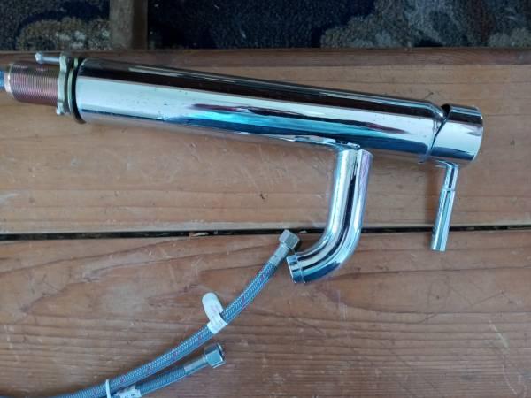 Photo Arched Spout Vessel Sink Faucet - $25 (Worthington)