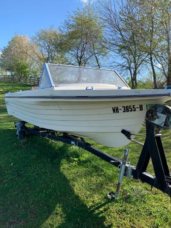 Photo Boat and Trailer Project for Sure - $750 (Baltimore)