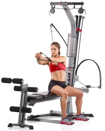 Photo Bowflex Home Gym Series Blaze NEW IN BOX - $800 (columbus west)