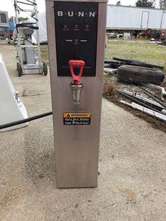 Photo Bunn 5 gallon hot water dispenser - $175 (Reynoldsburg)
