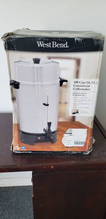 Photo COMMERCIAL COFFEE MAKER - $69 (COLUMBUS)