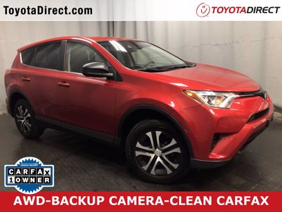 Photo Certified 2017 Toyota RAV4 AWD LE for sale