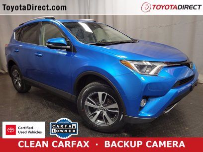 Photo Certified 2017 Toyota RAV4 AWD XLE for sale