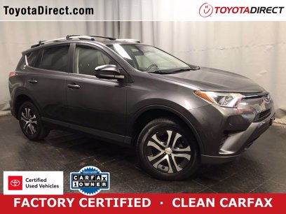 Photo Certified 2017 Toyota RAV4 FWD LE for sale