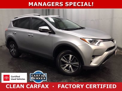 Photo Certified 2017 Toyota RAV4 FWD XLE for sale