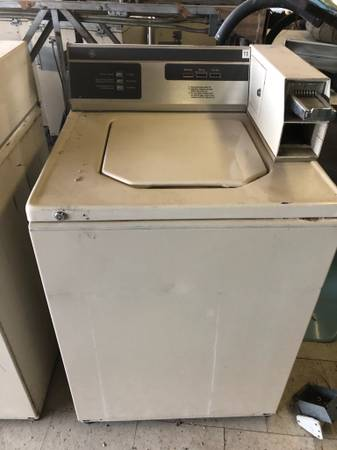Photo Coin Operated Washer and Dryer - $49 (I-670 or I-71 Downtown Columbus, OH)