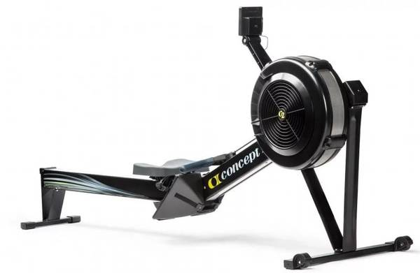 Photo Concept 2 Model D Rower Barely Used - $800 (Columbus)