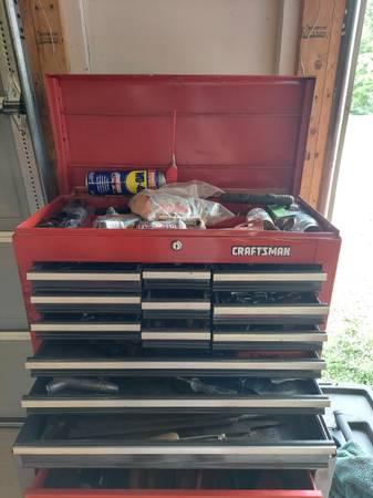 Photo Craftsman tool boxes qty-2 - $300 (Sunbury)