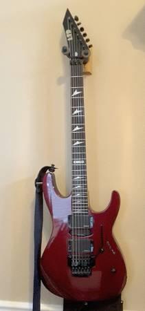 Photo GUITAR - LTD ESP M-250 - $325 (Powell - Delaware)