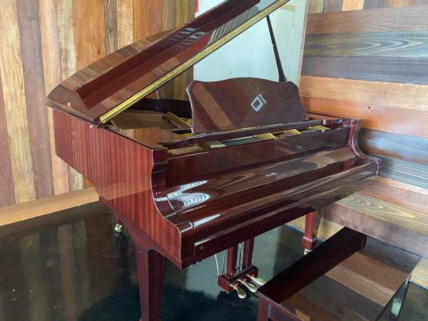Photo JUST IN PRISTINE YOUNG CHANG BABY GRAND PIANO FREE DELIVERY - $4,450 (Atlanta  Free Delivery)