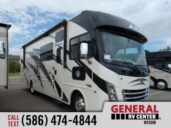 Photo Motor Home Class A 2022 Thor Motor Coach ACE 29.5 - $160,853